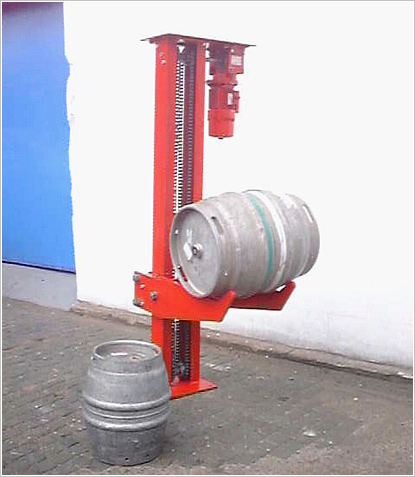 barrel-hoists